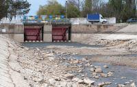 Украина перекрыла подачу воды в Крым через Северо-Крымский канал