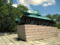 У села Геройское отреставрируют мемориал имени 9-ти Героев