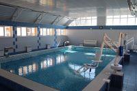 В санатории им. Пирогова построен бассейн для спинальников, 14 мая 2014