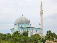 В Саках после реставрации открылась мечеть, 28 июня 2014