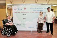 Автоклуб московских инвалидов МАКИ едет в Крым, 18 июля 2014