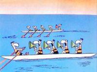В Саках прошли соревнования по парусному и гребному спорту