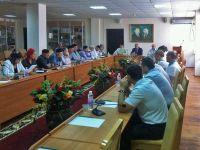 Сакская делегация посетила республики Северного Кавказа