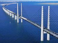 Началось строительство Керченского моста, 17 сентября 2014