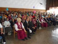 Концерт в санатории Бурденко