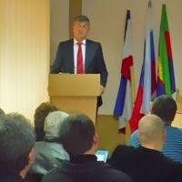 Андрей Ивкин назначен главой сакской администрации, 11 ноября 2014