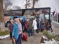 Сакрополь принял гостей из Чувашии