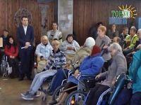Доступная среда для инвалидов в Саках