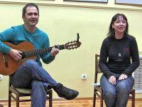Фестиваль авторской песни в Ялте, 11 января 2015