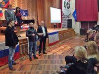 Конференция сакского городского отделения Российского Союза Молодежи, 19 января 2015