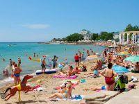 Евпатория - самый популярный пляжный курорт в Крыму