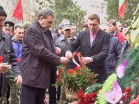 В Саках отметили годовщину вывода советских войск из Афганистана
