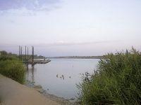 Будующее водно-спортивной базы на озере Михайловское