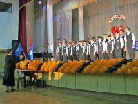 Фестиваль военно-патриотической песни в Саках