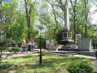 71-ая годовщина освобождения города Саки от фашистов