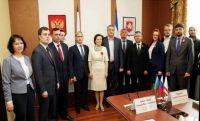 Югра расширяет партнерство с Евпаторией и Саками, 23 апреля 2015
