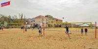 В Саках прошел второй тур Чемпионата Крыма по пляжному волейболу