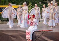 День России, День города Саки и открытие курортного сезона, 14 июня 2015