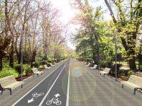 Реконструкция городского парка, 3 июля 2015