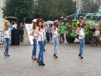 В Саках отметили День Молодежи России