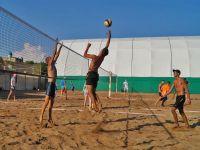 Финал Чемпионата Крыма по пляжному волейболу, 9 июля 2015