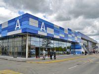 Уровень комфорта в симферопольском аэропорту оценен на 2 звезды