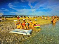 20% отдыхающих в Саках - это иностранцы