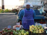 В Саках прошла сельскохозяйственная ярмарка, 19 октября 2015