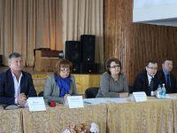 Рабочее совещание по доступности города Саки для инвалидов
