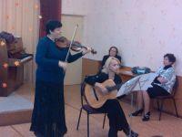 Концерт «Краски осени» в Сакской ДМШ