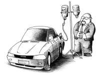 Запасов топлива в Сакском районе хватит на трое суток