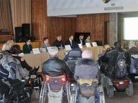 Обсуждение федеральной программы «Доступная среда» с инвалидами