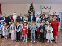 В селе Суворовское открылся детский сад, 31 декабря 2015