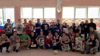 В Саках состоялся турнир по футзалу