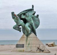 Чествование героев Евпаторийского десанта 1942 года