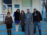 """Члены движения """"ВМЕСТЕ"""" посетили Чеботарскую СпецШколу"""