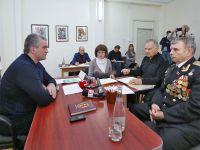 Глава Республики Крым провёл личный приём граждан в Новофёдоровке