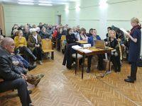Публичные слушания в зале ЦДЮТ, 19 января 2016