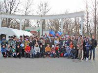 В Саках прошел исторический квест «Блокада Ленинграда», 26 января 2016