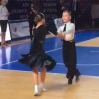 Успех сакских танцоров