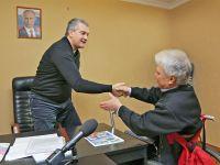 Сергей Аксёнов провёл выездной приём граждан в Саках