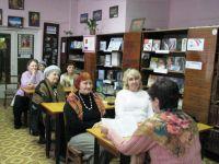 Лекция-концерт в городской библиотеке