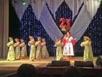 Праздничный концерт к Дню защитника Отечества