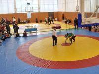 VI чемпионат Крыма по крымскотатарской борьбе «Куреш»