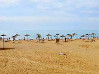 Благоустройство сакских пляжей
