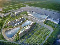 Строительство современного аэропорта в Симферополе