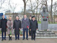 В Новофедоровке отпраздновали 95-летие образования авиации Черноморского флота