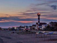 Саки вошел в Топ-15 черноморских курортов России
