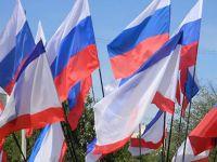 Годовщина Крымской весны в Саках