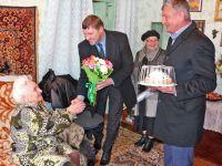 Тамара Федоровна Камышева отметила свой 90-летний юбилей
